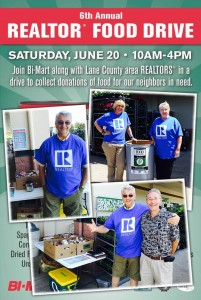 Rene-and-Bob-Nelson-6th-Annual-Realtors-Food-Drive-for-Food-for-Lane-County