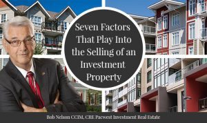 Seven Factors The Play Into The Selling Of An Investment Property