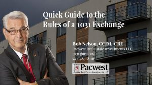 Quick Guide to the Rules of a 1031 Exchange